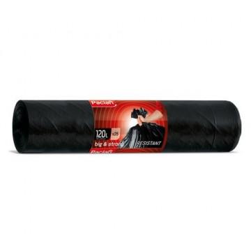 Reklamówka HDPE 25/6x42 biała a`150
