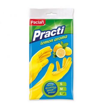 Rękawiczki foliowe z tekturką 10 mikro a`100