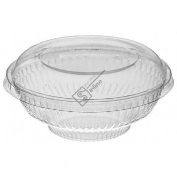 Podkład pod tort gruby srebrny 28 cm
