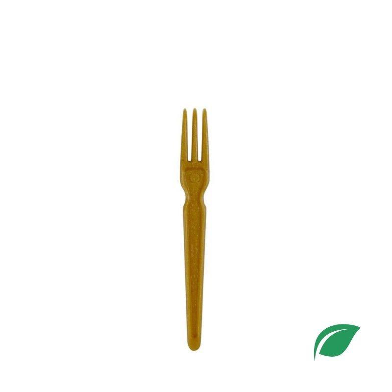 Torba papierowa biała z uchem płaskim 26x14x30 cm mała szt.