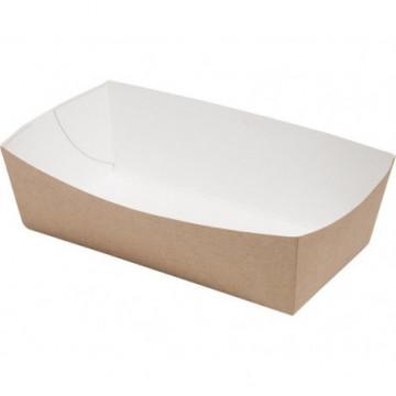 Pucharek plastikowy do deserów a`25 230 ml