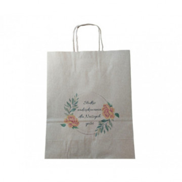 REKLAMÓWKA HD 30X8/53 żółta  A-100